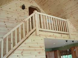 the woodworkers pe rustic railing