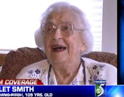 Grandmother Violet Smith throws honorary first pitch of the season on her  109th birthday   Daily Mail Online