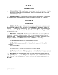 template for llc operating agreement llc operating agreement template fresh texas llc operating agreement
