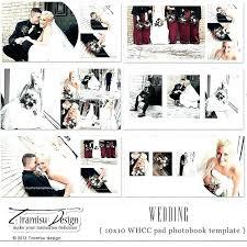 Wedding Album Templates Indesign Personal Wedding Album Template Templates Indesign Photo
