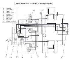 Gas Club Car Precedent Wiring Diagram
