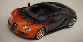 Ele tem uma grade e pneus diferenciados do veyron original. Bugatti Veyron Ganha Nova Edicao Especial Com Unidade Exclusiva All The Cars