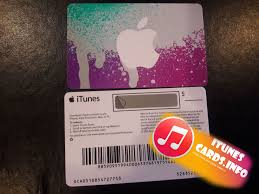 itunes gift card code 2018
