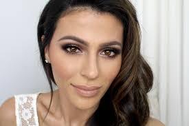 bridal make up tutorial
