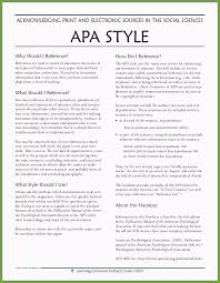 Apa 6 Template Apa Style Resume Admirable Models Apa 6 Style Template Resume