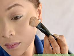 image led turn daytime makeup into nighttime makeup step 6 date night how