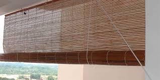 balcony blinds bamboo blinds singapore