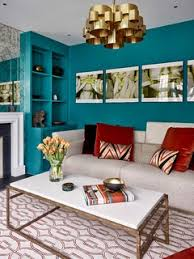 75 Most Popular Turquoise Living Room Design Ideas For November 2020 Stylish Turquoise Living Room Remodeling Pictures Houzz Uk