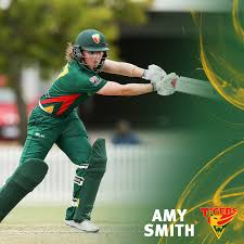 Young star Amy Smith signs with the Tigers   Cricket Tasmania