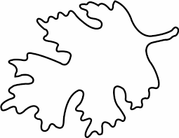Small Picture Large Fall Leaves Coloring Pages Coloring Pages