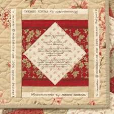 Making Quilt Labeling Easier – Late Night Quilter | quilts ... & Framed Quilt Block Label - Notice how this block label from Bloom Creek  Quilts is bordered Adamdwight.com