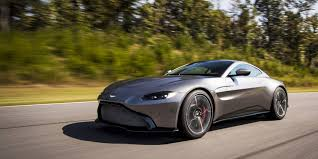 2018 Aston Martin Vantage  H