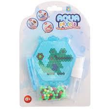 <b>Мозаика</b> с аппликацией <b>1 Toy Aqua pixels</b> Т11386. В ассортименте