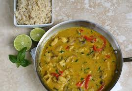 Image result for thai coconut chicken curry