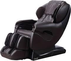 new osaki massage chair zero gravity recliner with heat theutic brown