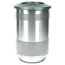 decorative metal trash can small metal trash can small trash can with lid small metal trash decorative metal trash can painted trash cans