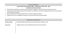 Entry Level Accountant Resume Example And 5 Tips For Writing