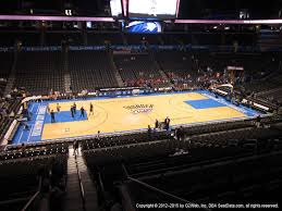 Chesapeake Energy Arena Seating Chart Pbr Chesapeake Energy Arena View From Club Level 209 Vivid Seats