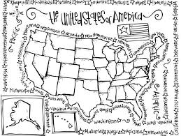 Small Picture United States Coloring Pages For Kids Coloring Home Coloring