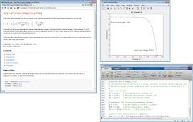 ing a transcendental equation using nar least squares
