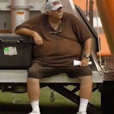 Browns OL coach Bob Wylie is weird, wonderful and he's our new dad ...