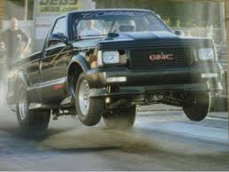 nissan skyline gt r s in the usa blog eight second 2wd gmc everyone needs an eight second quarter mile car truck suv in their life this gmc syclone that has been converted to rear wheel drive is offered for on