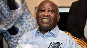 رئيس ساحل العاج السابق غباغبو يعود إلى بلاده بعد 10 سنوات من الغياب