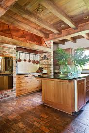 Wood In Kitchen Floors 17 Best Ideas About Wood Floor Kitchen On Pinterest White