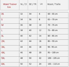 Colombian Waist Trainer Size Chart Ann Chery 2021 Waist Trainer 2 Hooks Nude Small