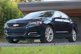 2017 Chevrolet Impala Sedan Pricing - For Sale | Edmunds