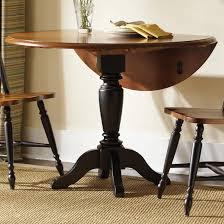 drop leaf round table