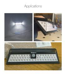 80 Led Solar Security Light