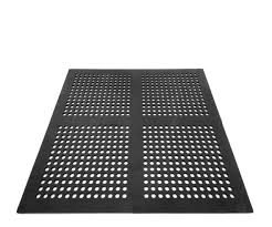 garden mat. cannons uk outdoor flooring tiles camping playing kids garden mat safety black