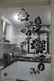 kitchen glass door decal new sliding glass shower door decals