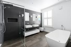 bathroom design photos. Disraeli Road, Putney: Minimalistic Bathroom By Grand Design London Ltd Photos