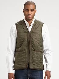 Lyst - Barbour Quilted Vest in Green for Men & Gallery Adamdwight.com