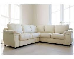 Cream Leather Sofa Roselawnlutheran - All leather sofa sets