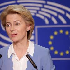 German politician ernst albrecht was her father. Ursula Von Der Leyen Why Controversial Choice For Eu Top Job May Actually Have Been The Right One