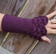 Crochet Gloves Pattern Inspiration Bringing Back Beautiful Crochet Gloves For FallWinter 48
