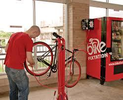 Bicycle Vending Machine Mesmerizing Thebicyclevendingmachine Blogsen