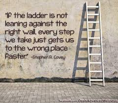Stairs Quotes Awesome Our Health Ladder Is Important Stephencovey