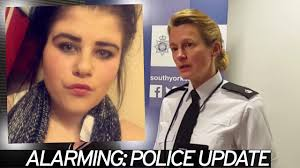 First picture of 16 year old girl found dead on path as police.