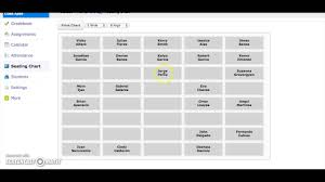 Teacher Seating Chart Youtube