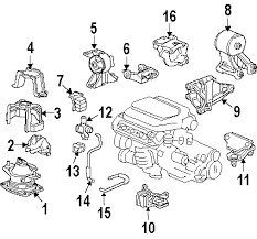 honda odyssey engine diagram honda wiring diagrams online