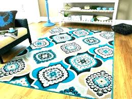 teal gold and gray rug yellow area bathroom rugs furniture wonderful