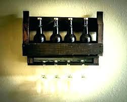 wine glass holder wall wine racks wine glass storage under wall mount wine glass rack with
