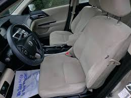 seat covers for honda accord used sedan in leather 2003