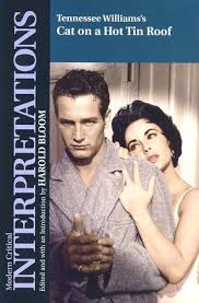 tennessee williams s cat on a hot tin roof by harold bloom 463408