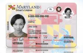 On License… Look At First Maryland