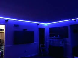 Led Light Strips For Room Magnificent Led Strip Room Led Led Strip Lights Room Sdfp